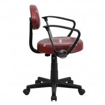 Flash Furniture BT-6181-FOOT-A-GG Football Task Chair with Arms addl-1