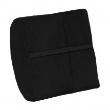Flash Furniture XU-LUMBAR-GG Lumbar Cushion with Strap addl-3
