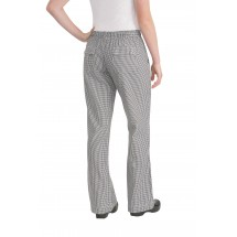 Chef Works WBAW Small Check Womens Chef Pants addl-2