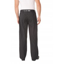 Chef Works PSER-GST Gray Stripe Professional Series Chef Pants addl-1