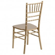 Flash Furniture XS-GOLD-GG Flash Elegance Supreme Gold Wood Chiavari Chair addl-2