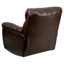 Flash Furniture AM-9030-5121-GG Contemporary Tonto Espresso Bonded Leather Rocker Recliner addl-1