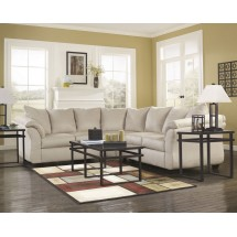 Flash Furniture FSD-1109SEC-STO-GG Signature Design by Ashley Darcy Sectional in Stone Fabric addl-3