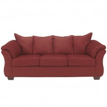 Flash Furniture FSD-1109SET-RED-GG Signature Design by Ashley Darcy Living Room Set in Salsa Fabric addl-1
