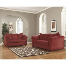 Flash Furniture FSD-1109SET-RED-GG Signature Design by Ashley Darcy Living Room Set in Salsa Fabric addl-3