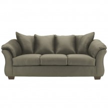 Flash Furniture FSD-1109SET-SAG-GG Signature Design by Ashley Darcy Living Room Set in Sage Fabric addl-1