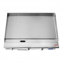 Atosa ATMG-36 Heavy Duty Manual Griddle, 36 addl-1