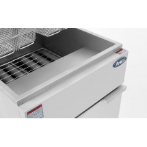 Atosa ATFS-40 Stainless Steel Deep Fryer 40 Lb. addl-4