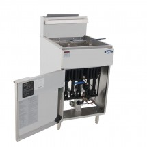 Atosa ATFS-75 Stainless Steel Deep Fryer 75 Lb. addl-1