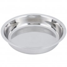 TigerChef Stainless Steel Full Size Roll Top Round Chafer, 6 Qt. addl-8