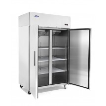 Atosa MBF8002 Top Mount Reach In Two Door Freezer 52 addl-1