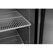 Atosa MBF8002 Top Mount Reach In Two Door Freezer 52 addl-7