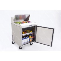Atosa MSF8301GR Refrigerated Sandwich Prep Table 27 addl-3