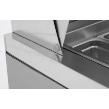 Atosa MSF8301GR Refrigerated Sandwich Prep Table 27 addl-16