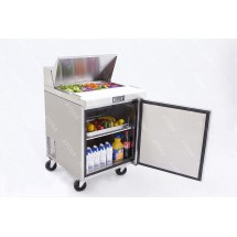 Atosa MSF8301GR Refrigerated Sandwich Prep Table 27 addl-26