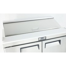 Atosa MSF8302GR Refrigerated Sandwich Prep Table 48 addl-2