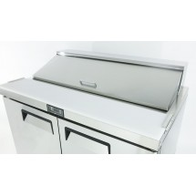 Atosa MSF8302GR Refrigerated Sandwich Prep Table 48 addl-3