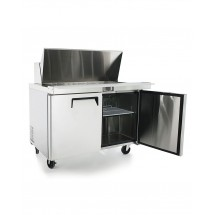 Atosa MSF8306GR Mega Top Refrigerated Sandwich Prep Table 48 addl-1
