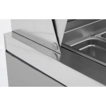 Atosa MSF8306GR Mega Top Refrigerated Sandwich Prep Table 48 addl-7