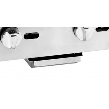 Atosa ATMG-24 Heavy Duty Manual Griddle, 24 addl-6