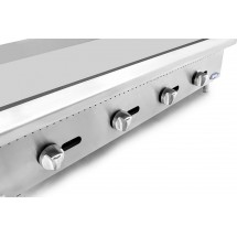 Atosa ATMG-48 Heavy Duty Manual Griddle, 48 addl-2