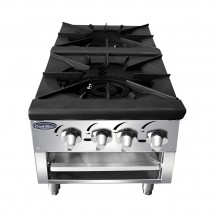 Atosa ATSP-18-2L Double Stock Pot Stove, Lower Version addl-3