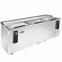Atosa MBC80 Back Bar Bottle Cooler, 80 addl-2