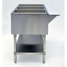 Atosa CSTEA-3 3 Well Electric Steam Table addl-3