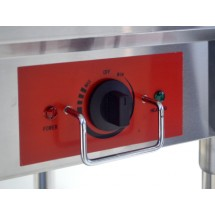 Atosa CSTEA-3 3 Well Electric Steam Table addl-4