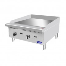 Atosa ATMG-24T 24 HD Thermostatically Controlled Commercial Griddle addl-3
