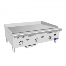 Atosa ATMG-36T 36 HD Thermostatically Controlled Commercial Griddle addl-3