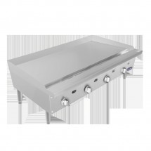 Atosa ATMG-48T 46 HD Thermostatically Controlled Commercial Griddle addl-2